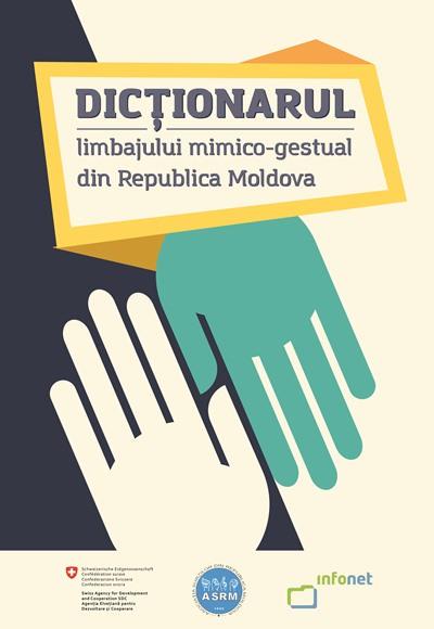 Dicționarul limbajului mimico-gestual din Republica Moldova